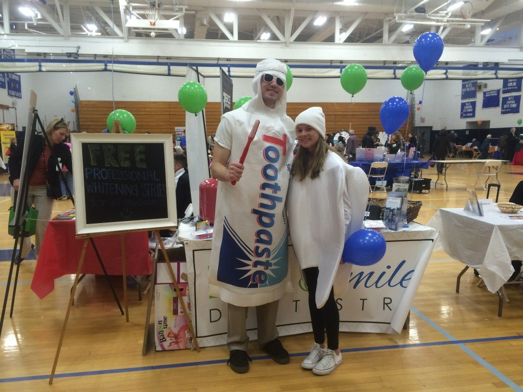 Happy Halloween from the Wayne Township Health Fair!
